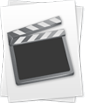 Movie File icon